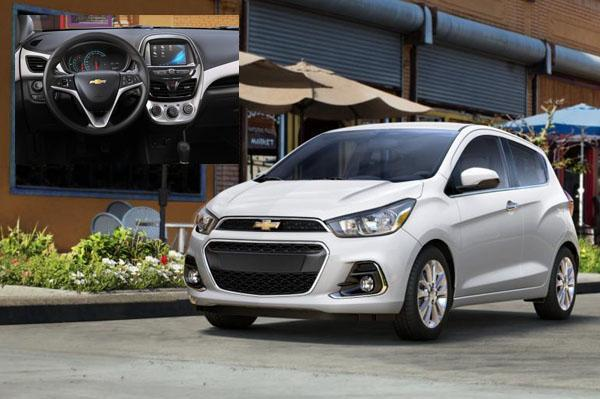Chevrolet Beat compact sedan in the works