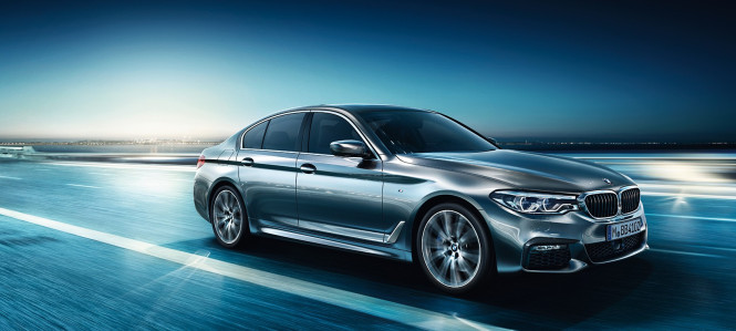 BMW Launches All New 5-Series At Rs 49.90 Lac