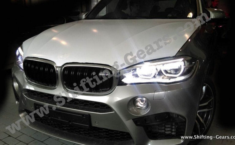 BMW X5 M spied before launch in India