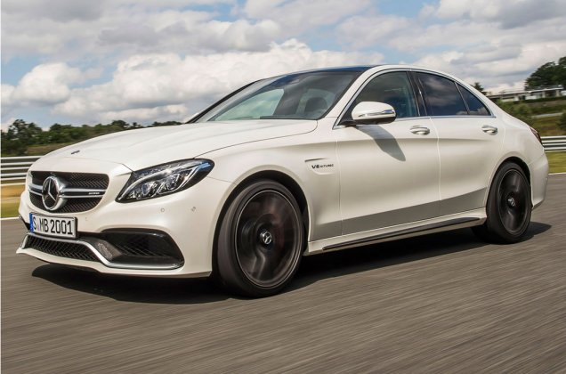 Mercedes-AMG C 63 S to launch on September 3