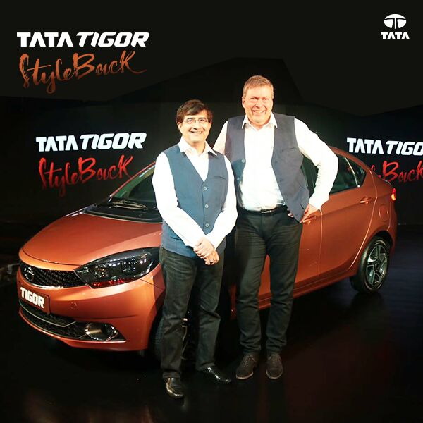 Tata Tigor Launched At Rs 4.70 Lac.