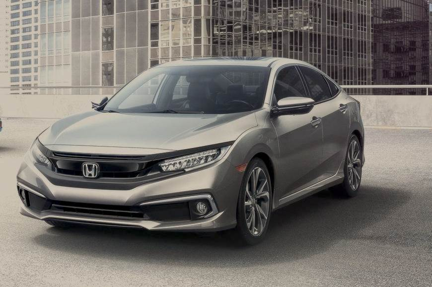 2019 Honda Civic (Facelift)