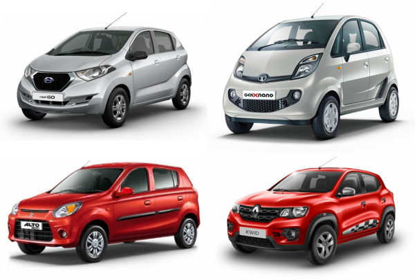 Best hatchbacks under 5 Lakhs