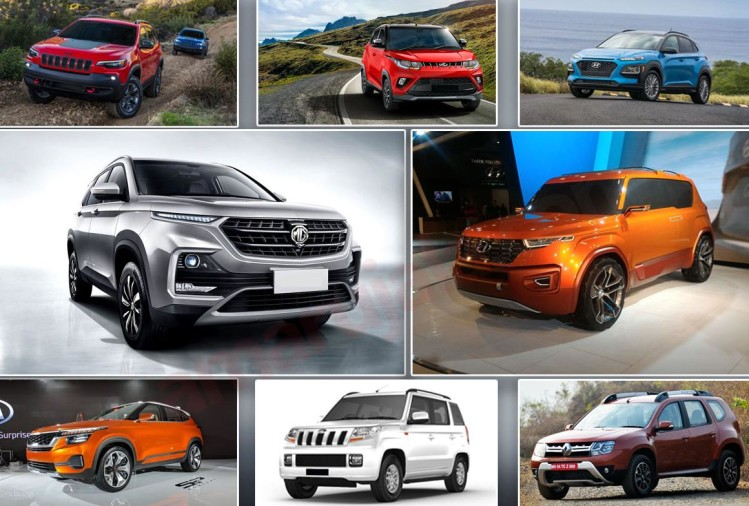 List of Top 10 Compact SUVs in 2019