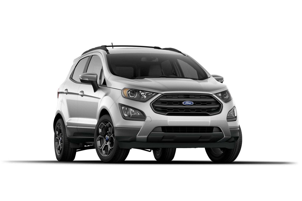 Ford EcoSport Titanium+ petrol launched in India