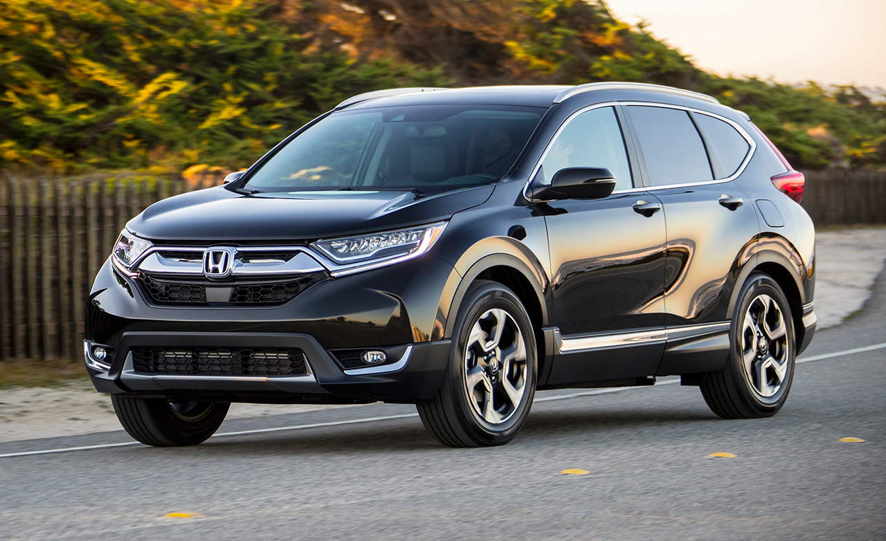 New Honda CRV to be launched by October 2018