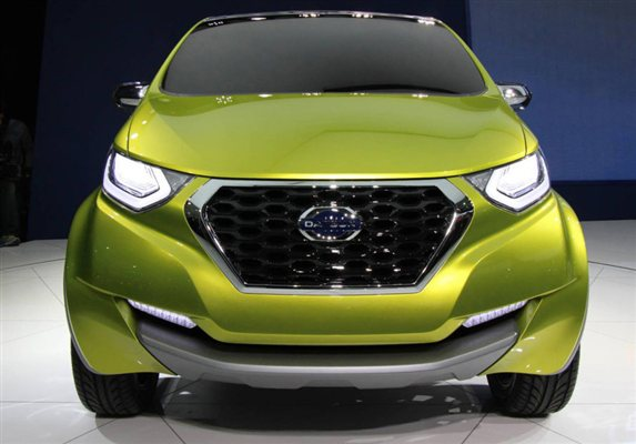 Datsun Redi-Go to be unveiled at the 2016 Auto Expo