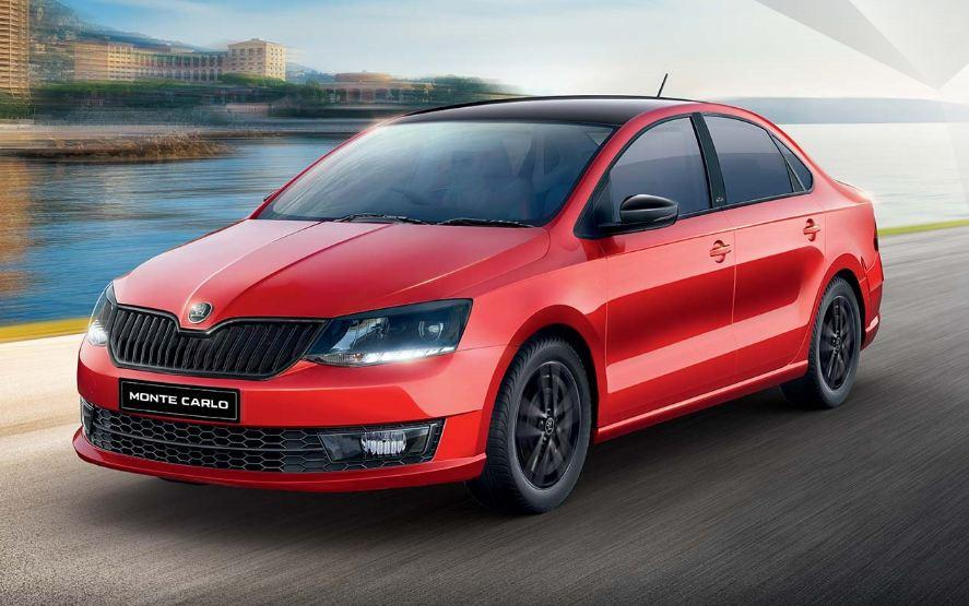 Skoda launches the Rapid Monte Carlo in India at Rs 10.75 lakhs