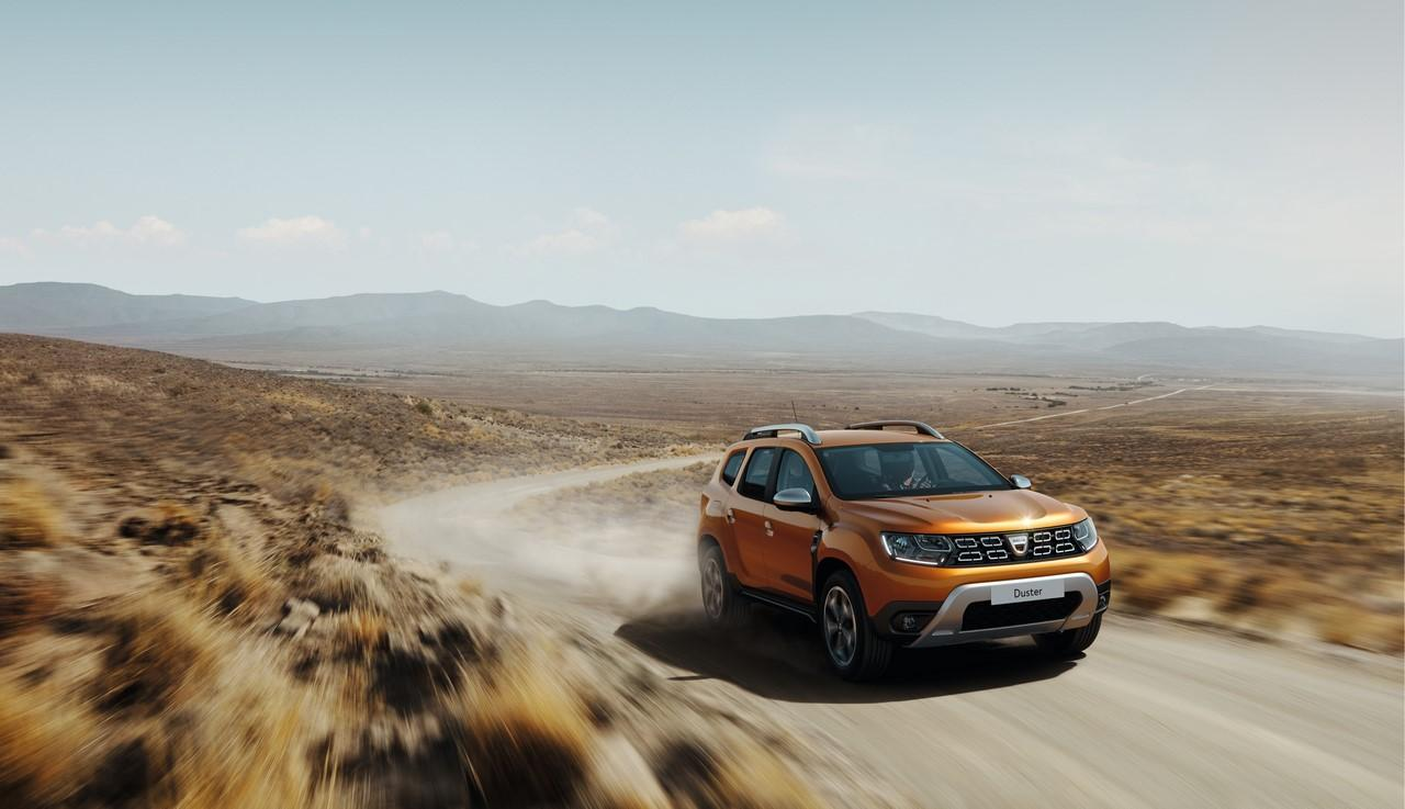 Dacia (Renault) unveals the 2018 Duster