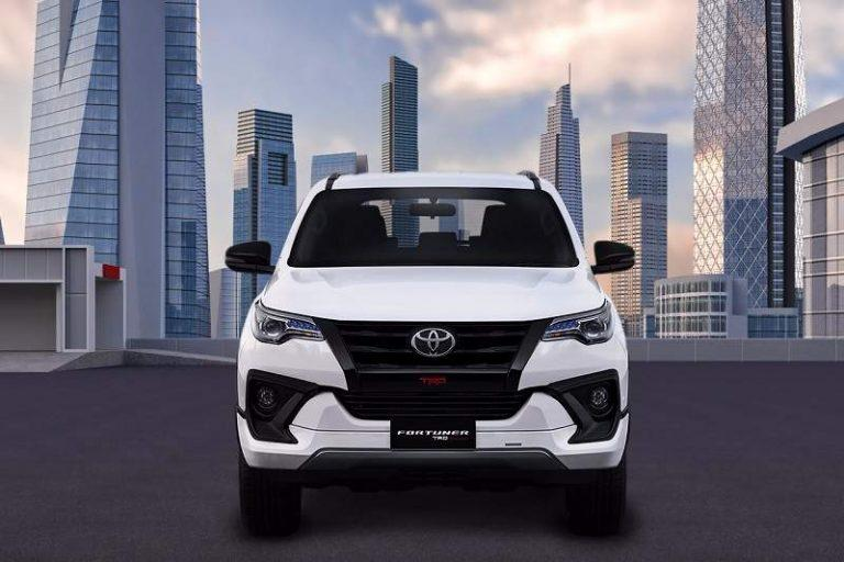 2017 Toyota Fortuner TRD Sportivo model to launch soon in India