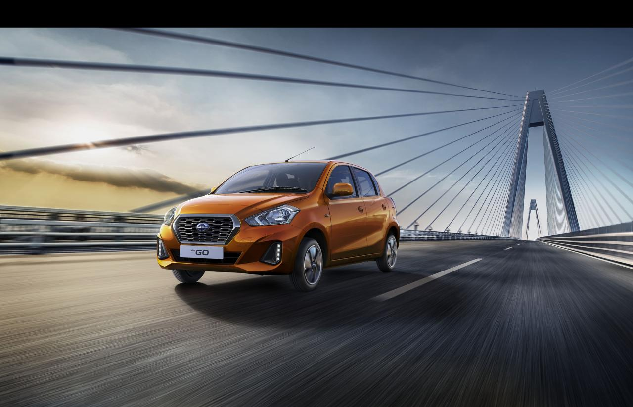 Datsun Go and Go+ Facelift launched