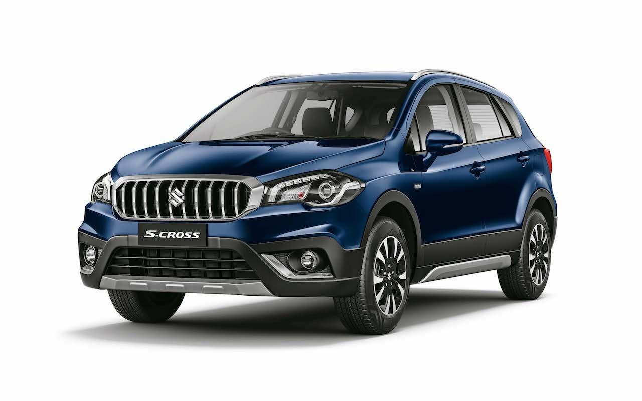 Maruti-Suzuki S-cross facelift booking officially start at the Nexa showrooms