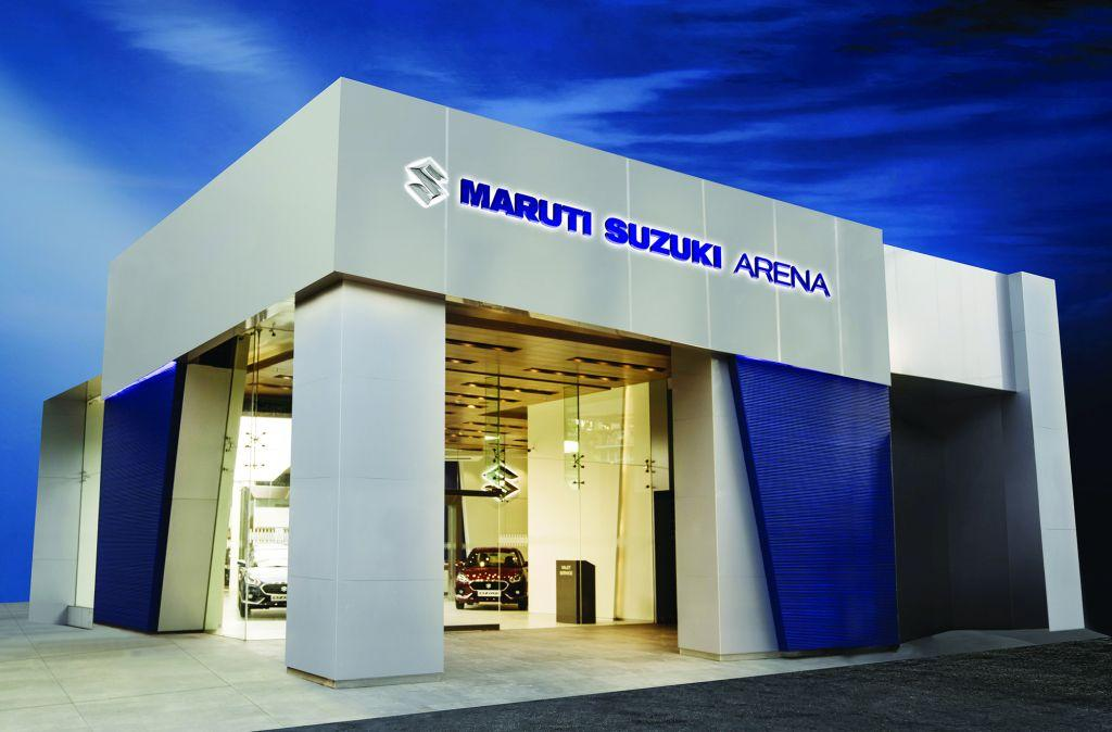 Maruti Suzuki to officially rebrand their sales network as Maruti Suzuki Arena