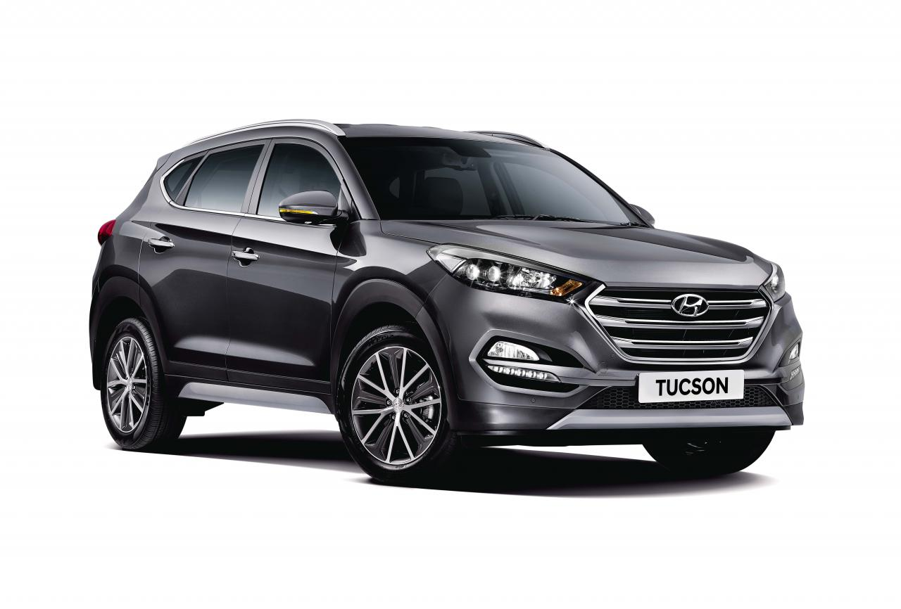 Hyundai Tucson now launched with 4WD