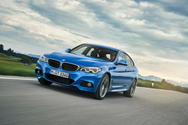 BMW launches the 330i Gran Turismo M Sport in India