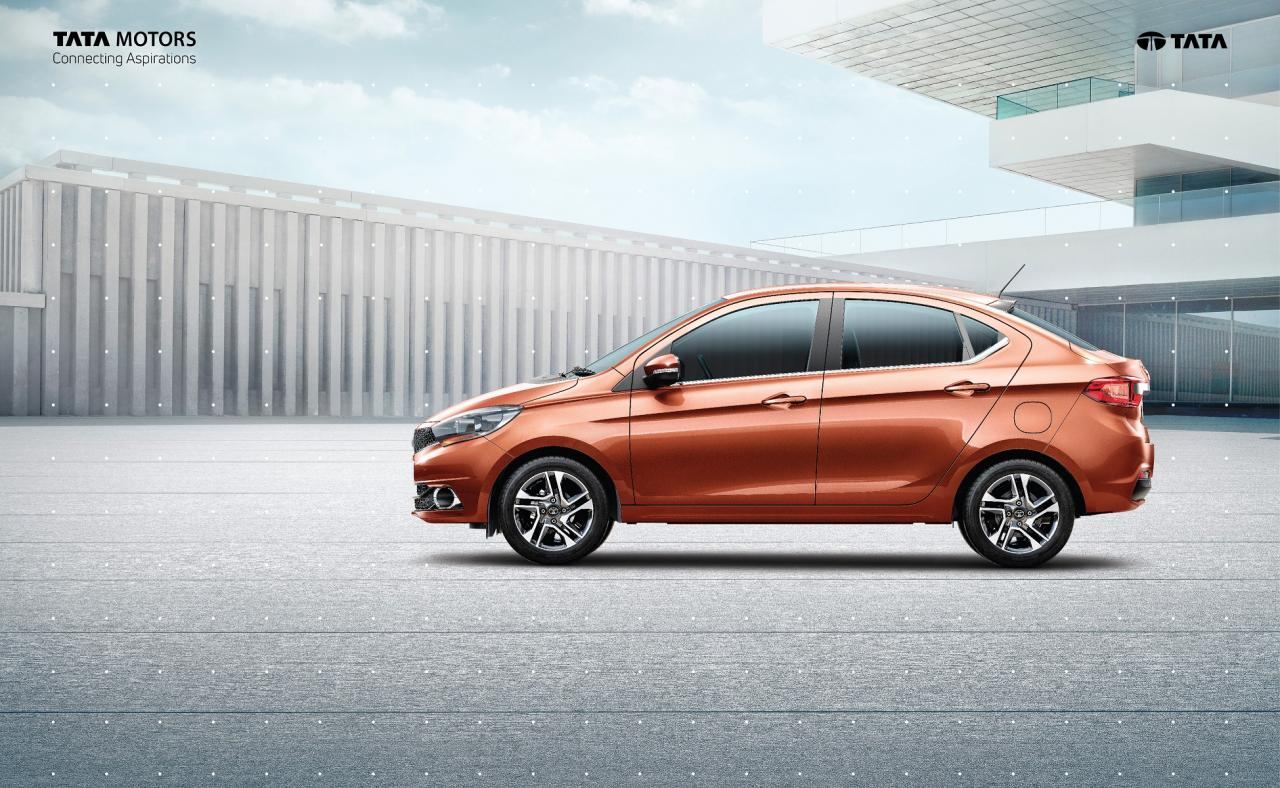 Tata Tigor AMT launched in India