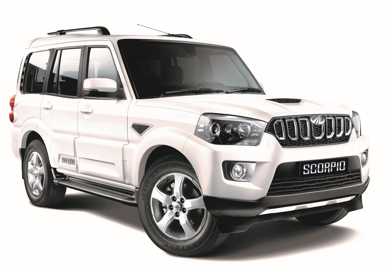 Mahindra launches the Scorpio facelift in the Indian market
