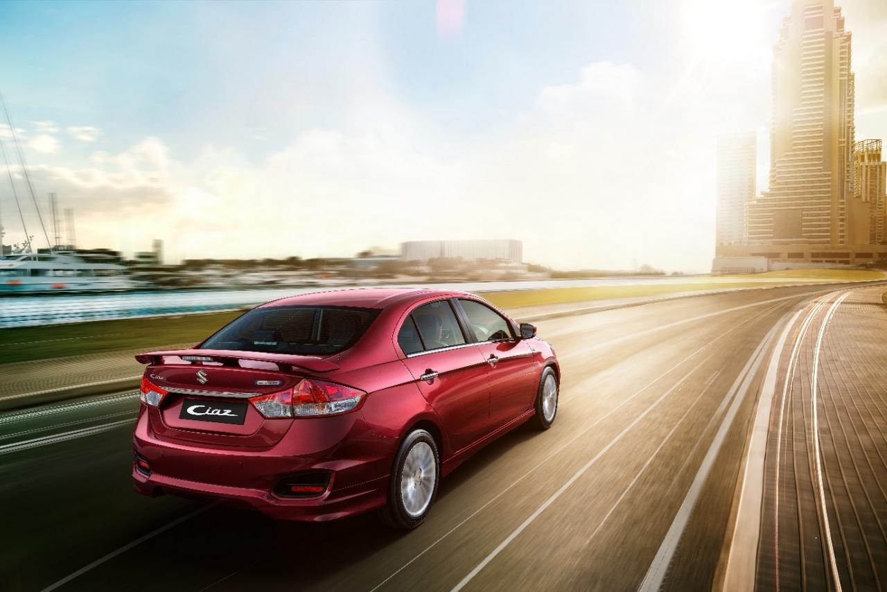 Maruti-Suzuki launches Ciaz S at Rs 9.39 lakhs
