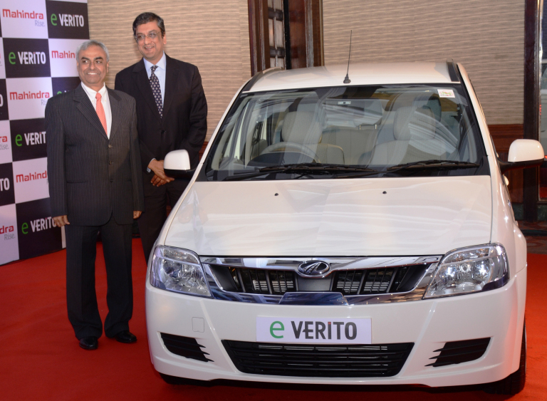 Mahindra Launched eVerito At Rs 9.50 Lac