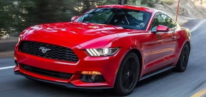 Ford Mustang Launched In India At Rs 65 Lac (Ex-Showroom, Delhi)