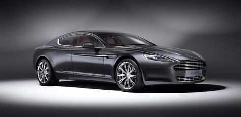 Aston Martin bringing 1000HP electric luxury sedan