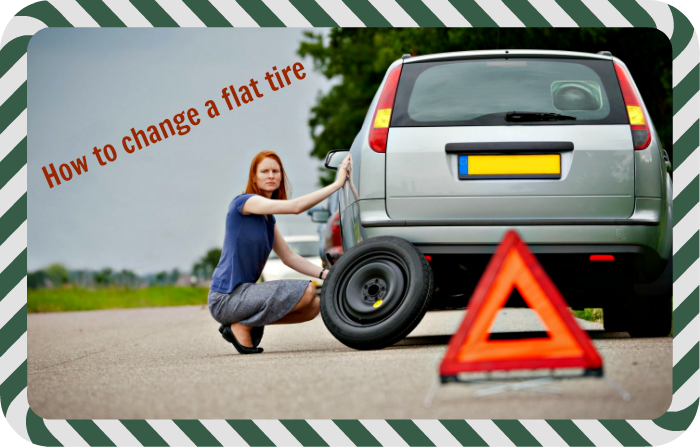 Do It Yourself (DIY): How to Change a Flat Tyre