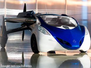 AeroMobil's flying car to go on sale in 2017