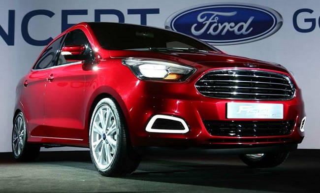 Ford to launch new-gen Figo hatch and compact sedan this year