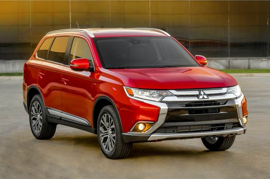 Mitsubishi launches the 2018 Outlander in India after six years.