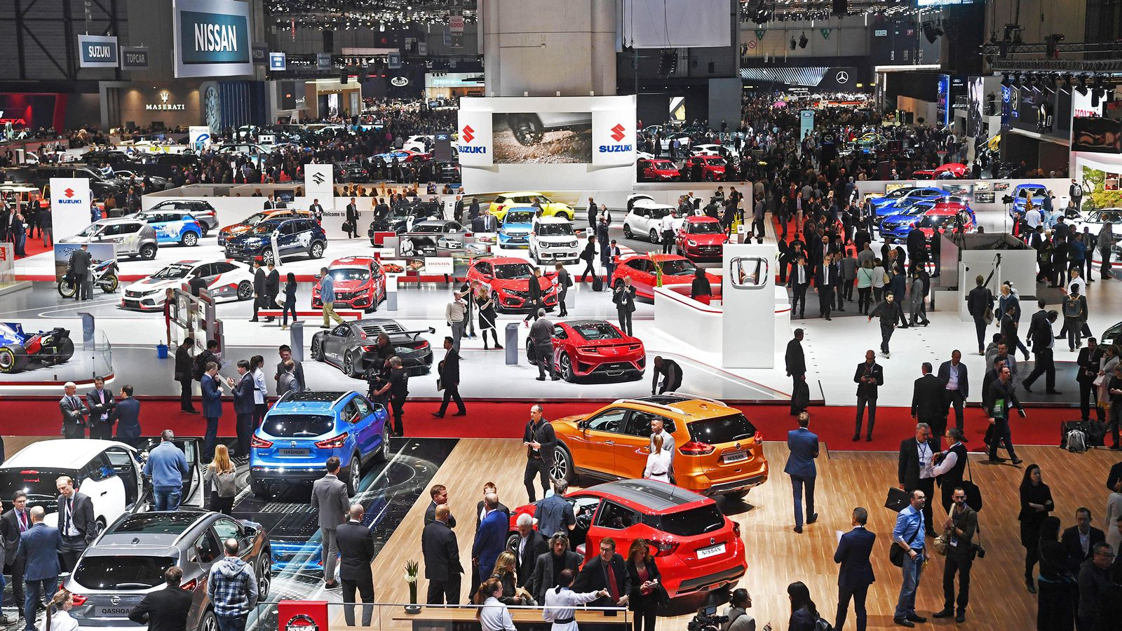 Readers Pick of The Month: Highlights from the Geneva Motor Show 2019
