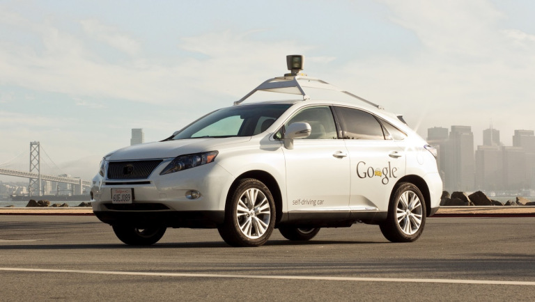 Three Totally Different Companies-Google, Ford and Uber Working Together For A Safer Future