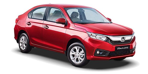 Second Generation Honda Amaze launched in India