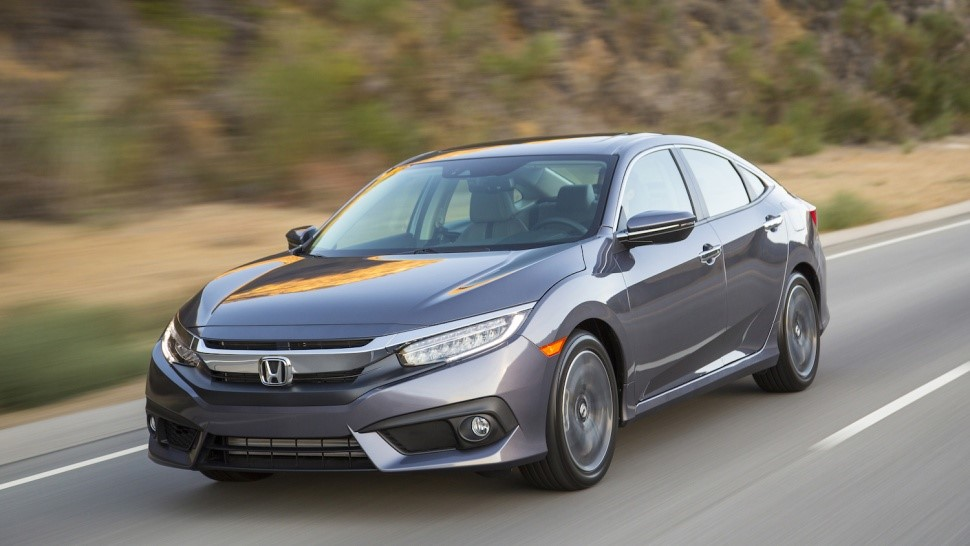 Honda Civic Unveiled At The 2018 Auto Expo