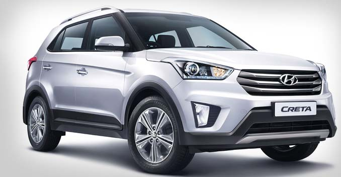 Hyundai Creta Variants and Features revealed