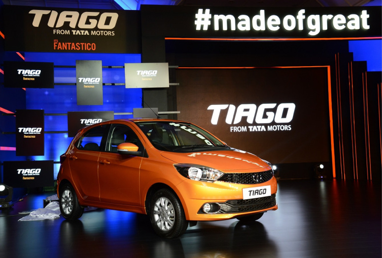 Tata Tiago Launched At Rs 3.20 Lac (Ex-Delhi)