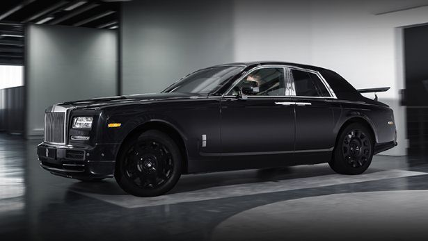 Project Cullinan (The Rolls Royce SUV)