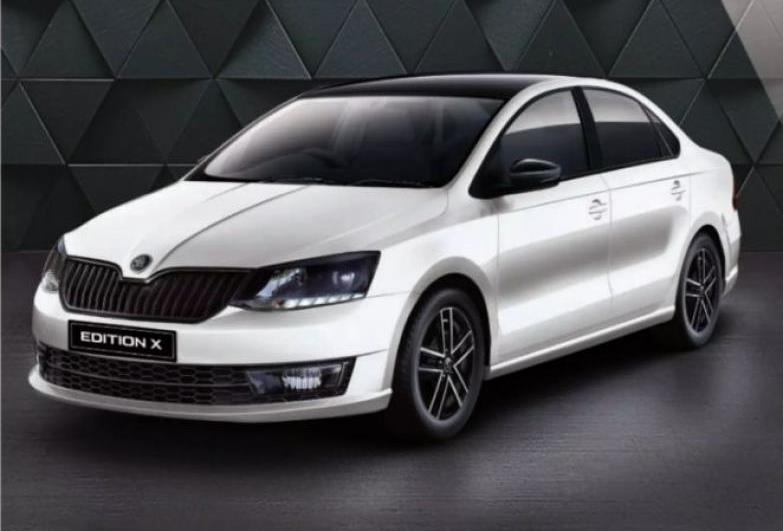 Skoda Renames the Rapid Monte Carlo to Rapid Edition X