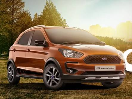 All you need to know about the Ford Freestyle