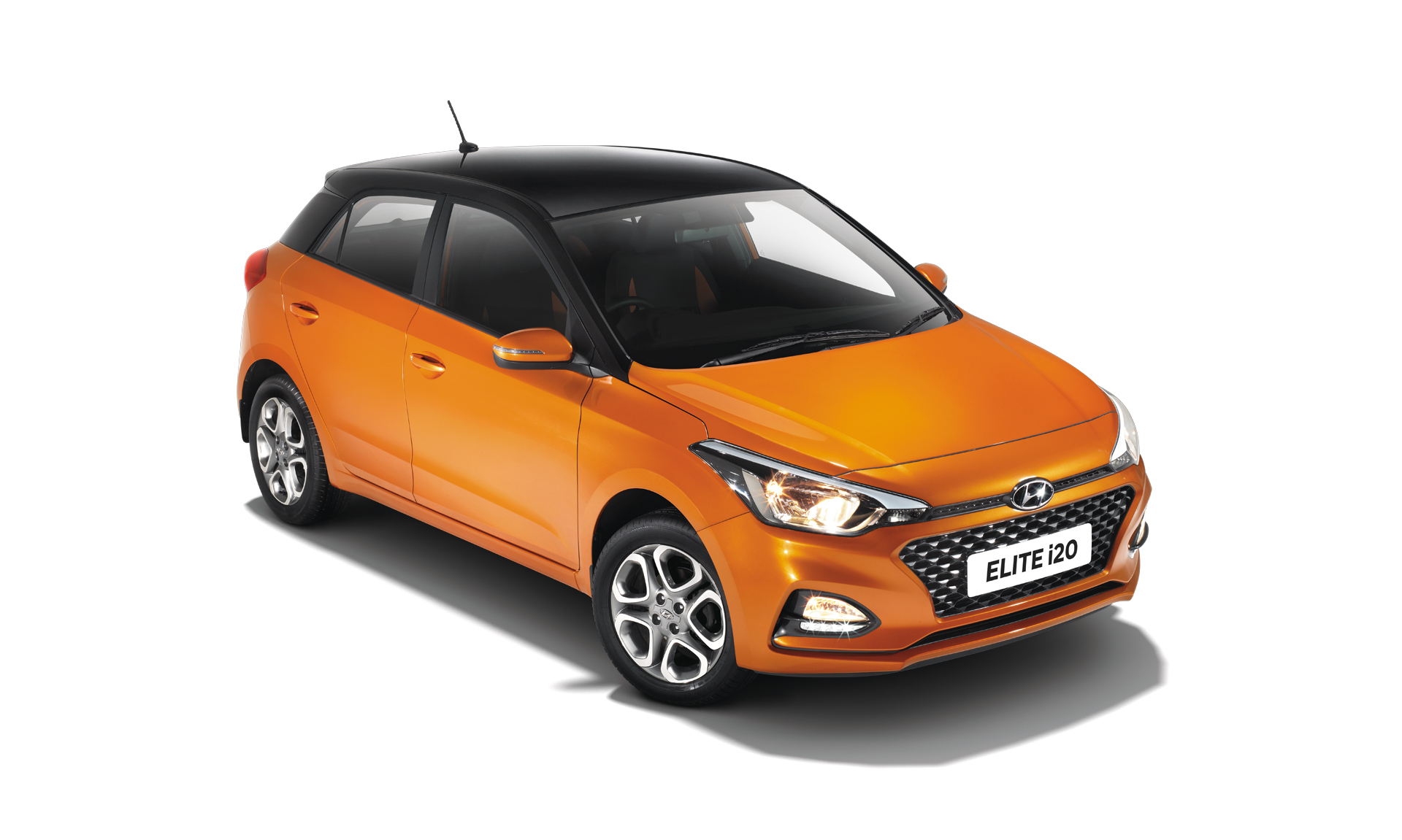 Hyundai launched The New Elite i20 At The 2018 Auto Expo