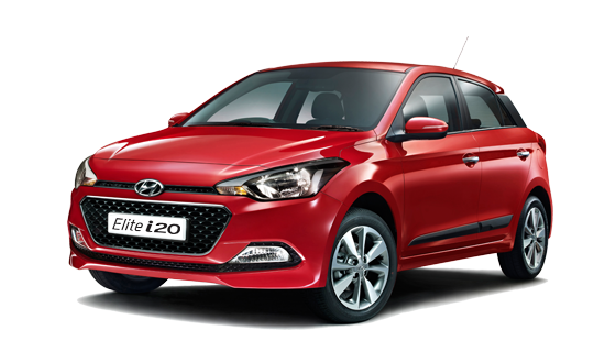 Revised features of Hyundai i20