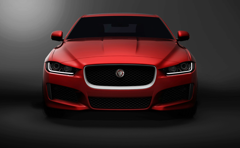 Production of Jaguar XE starts