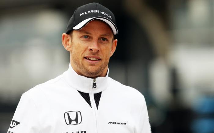 Rumor : F1 Champion Jenson Button could co-host Top Gear