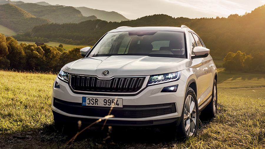 Skoda officially launches the Kodiaq in India