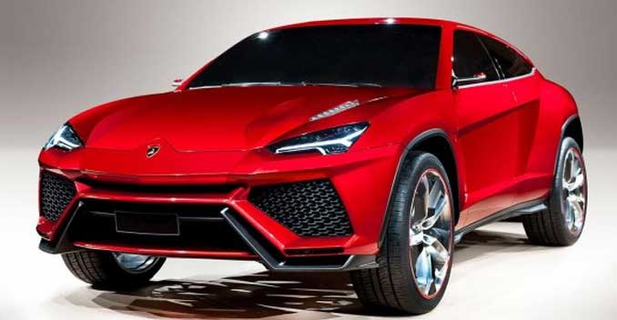 Lamborghini SUV to be launched in 2018