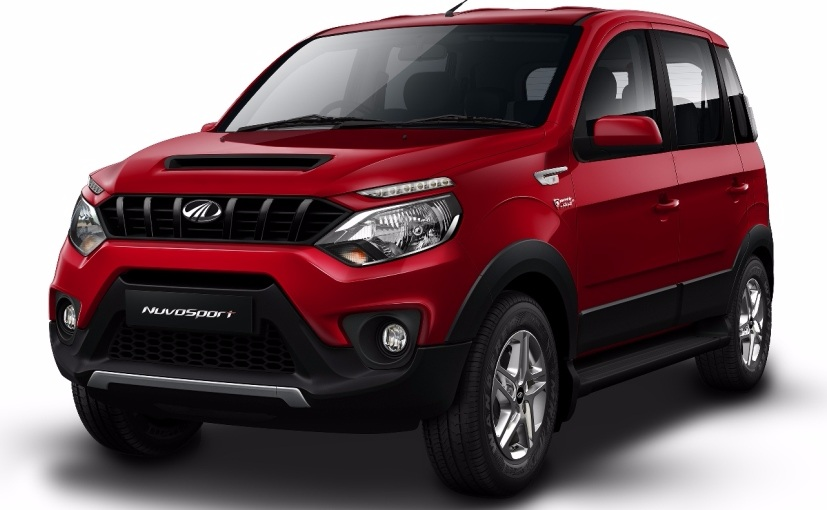 Mahindra NuvoSport Launched at Rs 7.35 Lac ex-Thane