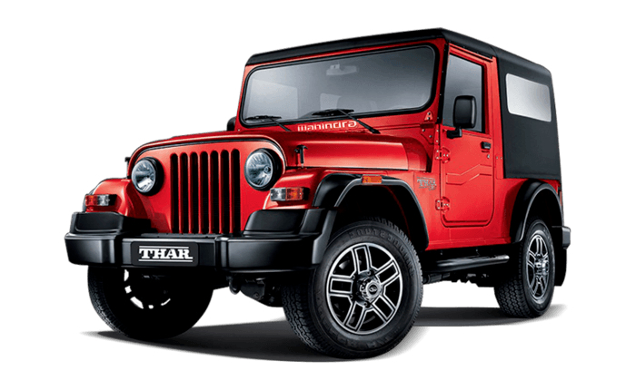 Mahindra Thar Review: Here's What No One Tells You About Mahindra Thar