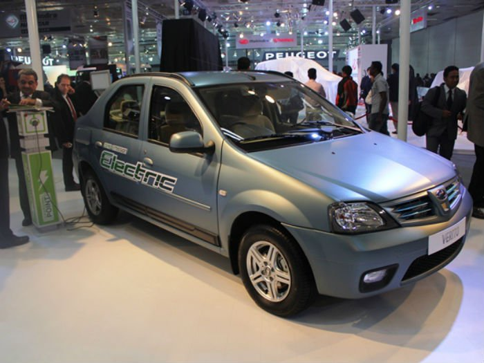 Mahindra To Launch e-Verito On June 2, 2016