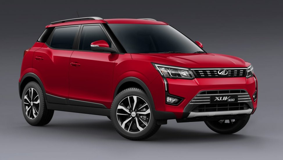 Mahindra XUV300 SUV launched in India, priced from Rs 7.9 lakh (Petrol) & Rs 8.49 lakh (Diesel)