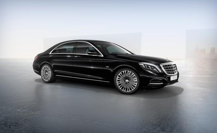 Maybach S500 coming to India