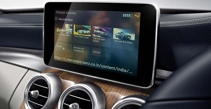 Mercedes-Benz India Unveils Cloud Based App